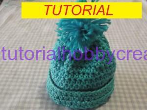 Tutorial mini cappellino con pon-pon portaconfetti (1)anteprima