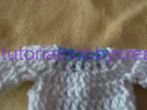 Tutorial mini magliette uncinetto bomboniera (15)