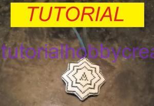 Tutorial per realizzare un biscornu a forma di stella in tela aida (1)