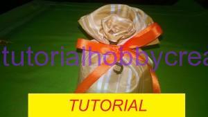 Tutorial per realizzare un sacchettino in tessuto portaconfetti 1