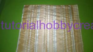 Tutorial per realizzare un sacchettino in tessuto portaconfetti 3