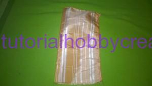 Tutorial per realizzare un sacchettino in tessuto portaconfetti 4