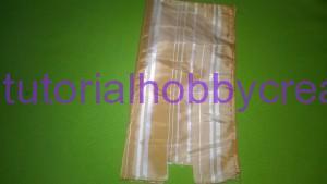 Tutorial per realizzare un sacchettino in tessuto portaconfetti 6