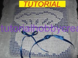 tutorial per realizzare un cuscino portafedi a filet modello ostrica con perle (1)anteprima