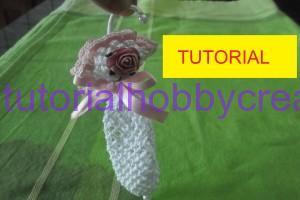 tutorial per realizzare un ombrellino chiuso all'uncinetto  (1)