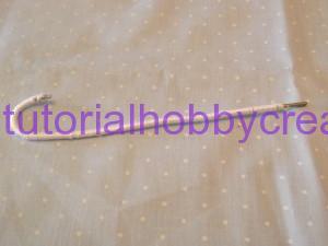 tutorial per realizzare un ombrellino chiuso all'uncinetto  (15)