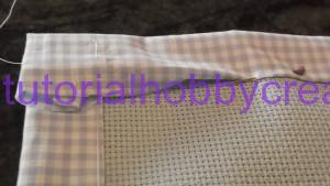 tutorial per realizzare una copertina in cotonina e tela aida (12)