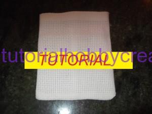 tutorial sacchettino in tela aida semplice (1)