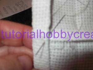 tutorial sacchettino in tela aida semplice (6)