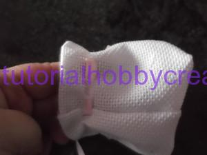 tutorial sacchettino tela aida fondo piatto (15)