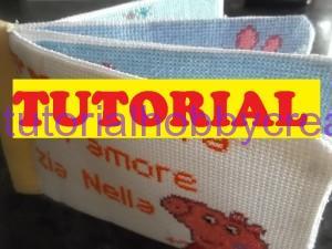 Tutorial per realizzare un libro gioco per bambini in tela aida ricamato a punto croce (1)