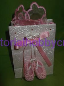 tutorial per realizzare delle mini scarpette da ballo per bomboniera (1)