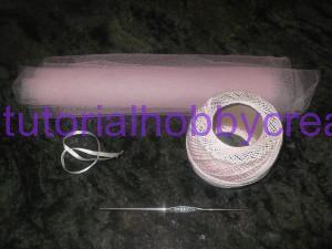 tutorial per realizzare delle mini scarpette da ballo per bomboniera (2)