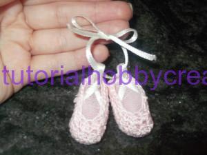 tutorial per realizzare delle mini scarpette da ballo per bomboniera (23)
