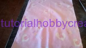 Tutorial per realizzare un sacchetto asilo con inserto in tela aida da ricamare a punto croce (11)