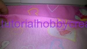 Tutorial per realizzare un sacchetto asilo con inserto in tela aida da ricamare a punto croce (16)